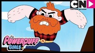 Powerpuff girls | buttercup's new peace | cartoon network