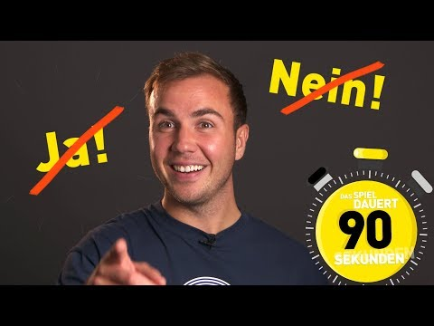 '90 Seconds' | ⏳ | Mario Götze