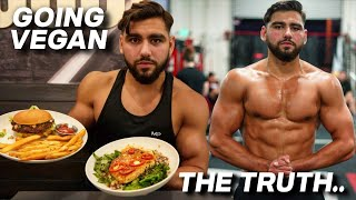 Going Vegan For The First Time And The Truth About Zoo Culture *response to Bradley Martyn*