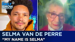 "Selma van de Perre - Surviving the Holocaust & Why She Wrote ""My Name Is Selma"" 