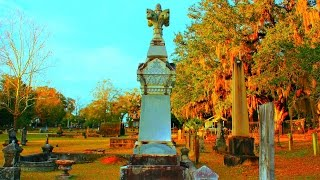 Tallahassee Witch Grave -  Old City Cemetery, Florida