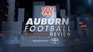 Auburn Football Review: Oregon