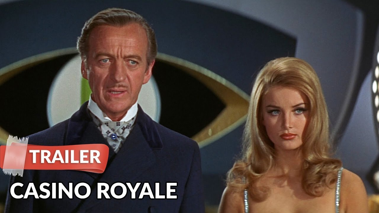 James Bond Casino Royale 1967