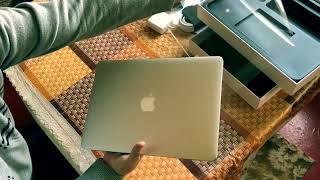 Розпакування MacBook Air 13 MQD32, 2017 року