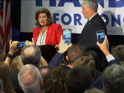 Republican Handel Thanks Trump After Georgia Win