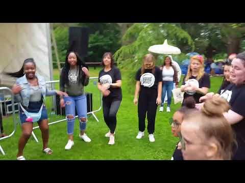 Africa Day 2018 Dublin Ireland style Pheonix park