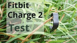 Fitbit Charge 2 | Ausführlicher Test (Deutsch/German)