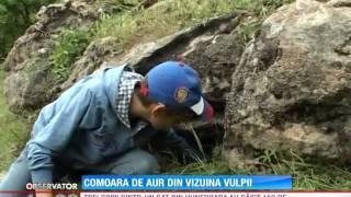 3 copii dintr-un sat din Hunedoara au gasit 150 de monede dacice din aur!