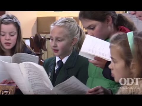 St Paul's Cathedral childrens' choir