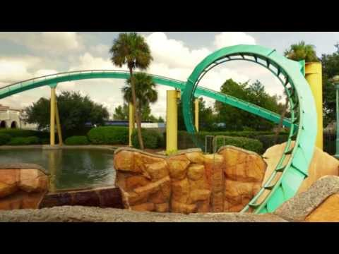 Orlando with British Airways - Enjoy the Ride part three