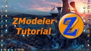 ZModeler Tutorial - Detaching parts