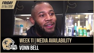 "Video Vonn Bell: ""We're trending in the right way"" 
