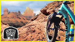 RIDING THE BEST TRAIL IN SEDONA!! | Mountain biking In Sedona Arizona