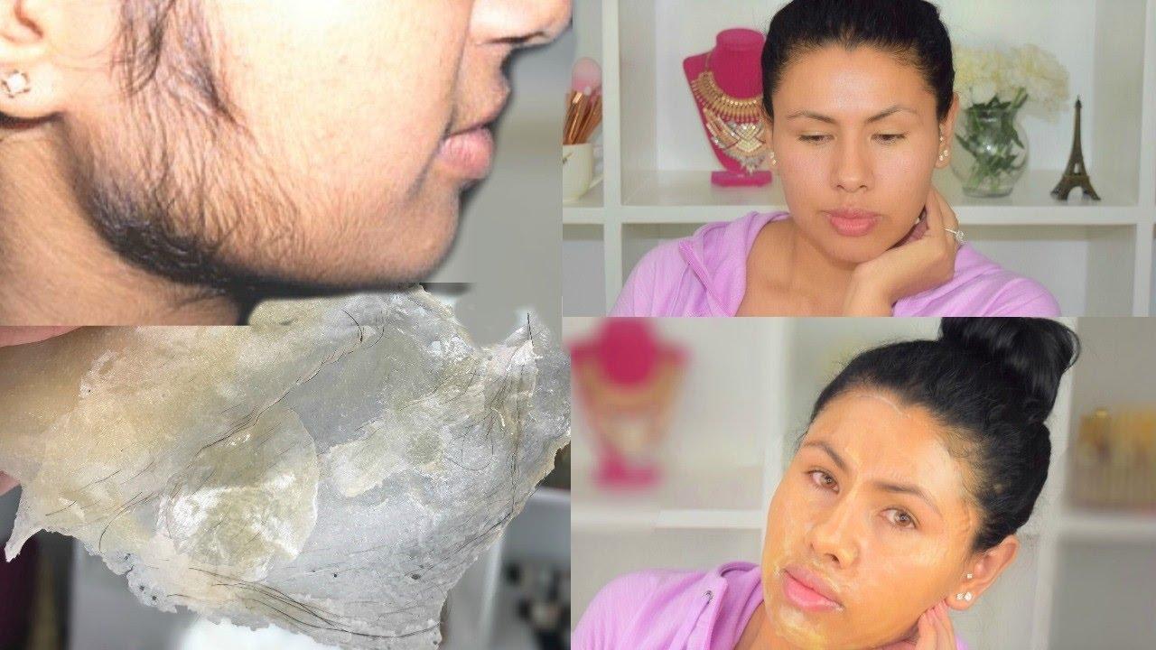 Elimina El Vello Facial Naturalmente Para Siempre En Minutos Fashionbycarol Youtube