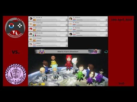 [Mario Kart 8 Deluxe] Team Luxembourg vs. Finale Emblem 110#