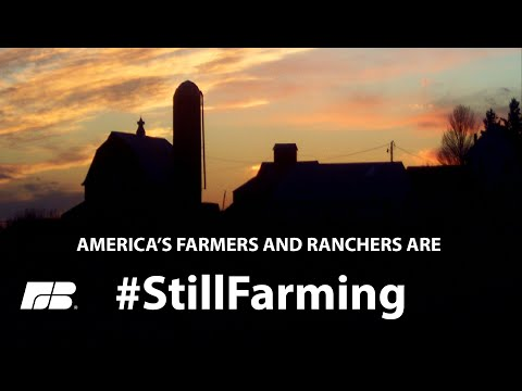 America's Farmers and Ranchers Are #StillFarming