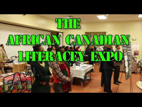 African Canadian Literary Expo