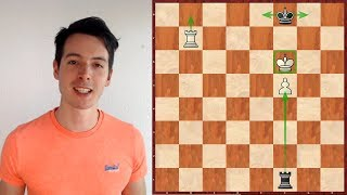 Philidor Defense Failed! What Now? | Chess Endgame Basics #7