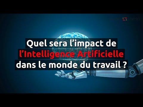 Quel sera l'impact de l'Intelligence Artificielle dans le monde du travail ?