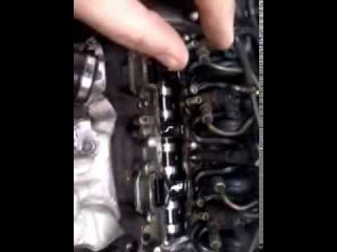 injector seal replacement ford focus 1 6 tdci youtube. Black Bedroom Furniture Sets. Home Design Ideas