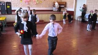"""Танец """"А ты меня любишь...Ага!"""" на посвящении в 1-классники.2014"""