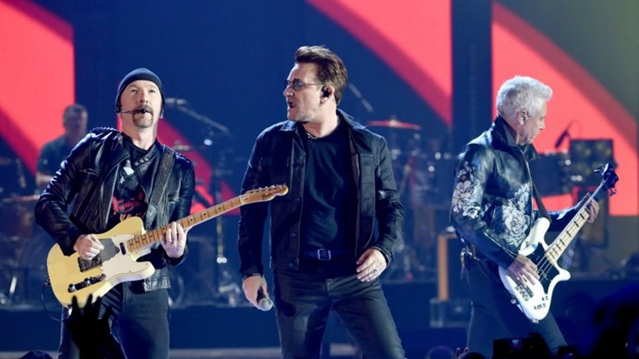 U2 sued for $5m by songwriter Paul Rose who claims they stole his song for  Achtung Baby album