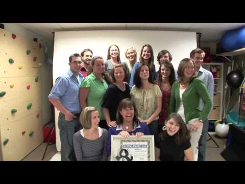 Pediatric Therapy Clinic awarded with prestigious award from Autism Society of America, San Diego