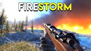 Battlefield V Firestorm! (Solo Gameplay)