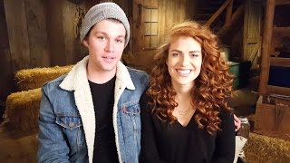 Jeremy and Audrey Roloff are Expecting! Hear From The Happy Couple!