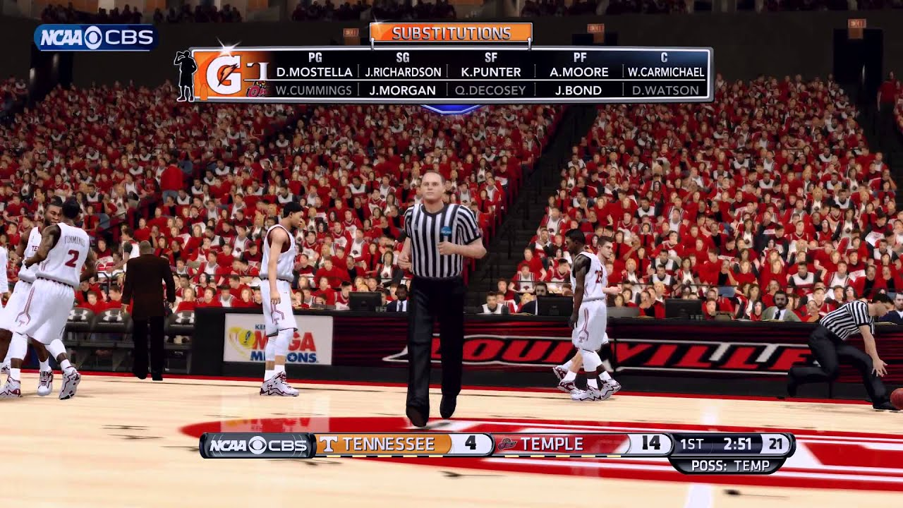 Related Keywords & Suggestions for ncaa 2k14