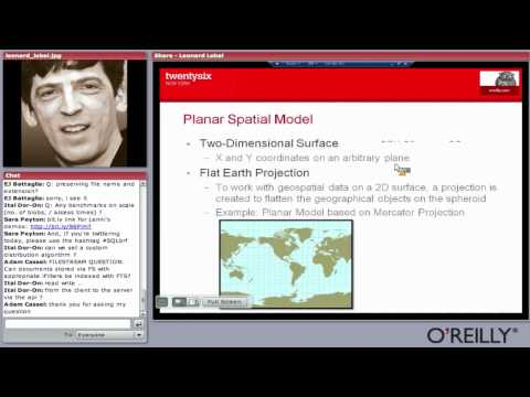 O'Reilly Webcast: Programming Beyond Relational Features In SQL Server 2008