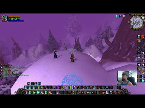 WoW Classic - Winterspring Tip For Onyxia Chain - The Dragon's Eye (Put Video At 4:05)
