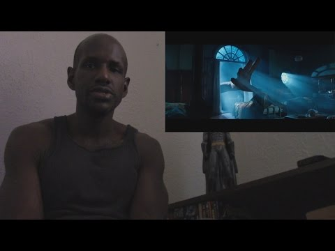 The BFG Trailer Reaction