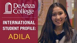 DEANZACOLLEGE Adila Abudureheman is a computer science major at De ...