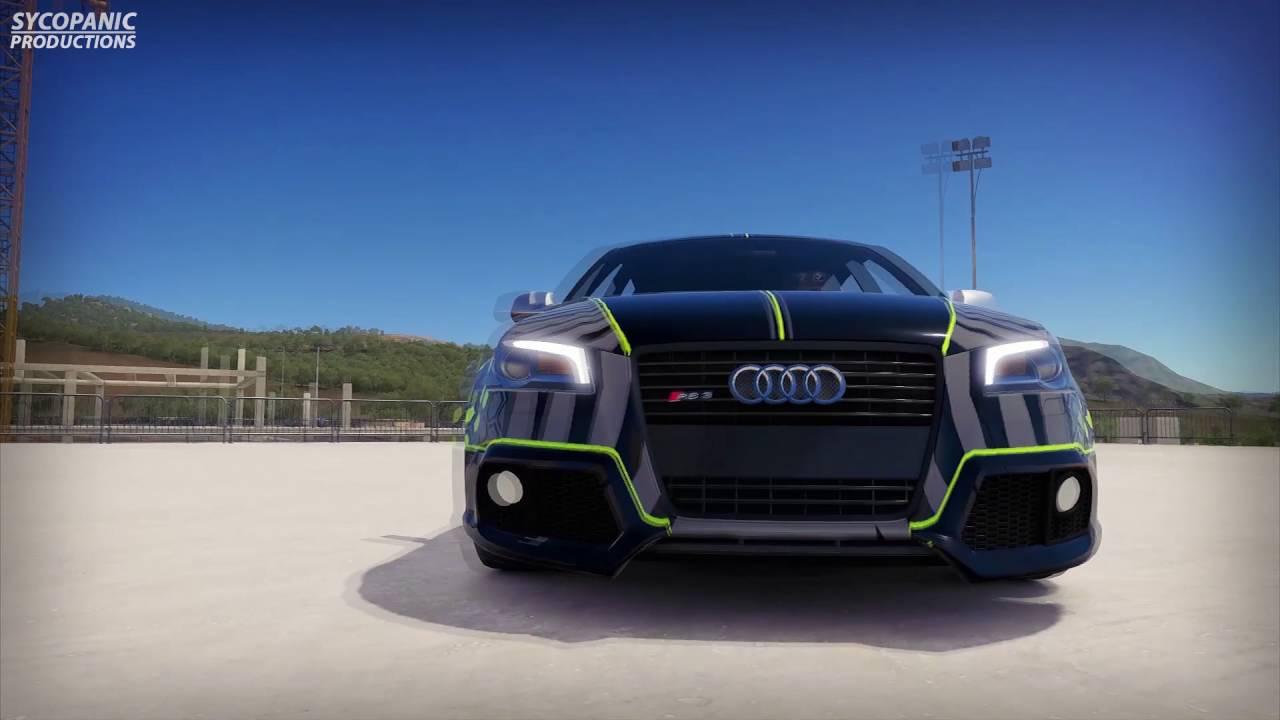 Jp Performance Audi Rs3 Car Porn Forza Horizon 3