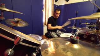Freedom Is Here/shout Unto God Live Hillsong United Drum Cover Sal Arnita