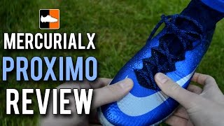 CR7 MercurialX Proximo Review   Nike Indoor Court/Street Football Shoes