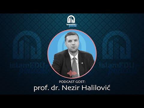PODCAST 18 | GOST: PROF. DR. NEZIR HALILOVIĆ