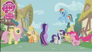 Мультики для детей про #МайЛитлПони.Дружба это чудо!!!игра пони