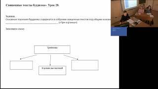 Обобщение и систематизация изученного на уроках ОРКСЭ как один из векторов образования...