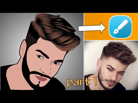 How To Make Vector Art Photo Editor 2019 Cartoon Maker In Android Mobile Infinity Design Mod Version
