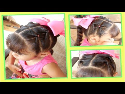 Peinado para ni as super duradero peinado para hacer - Peinados para ninas faciles de hacer ...