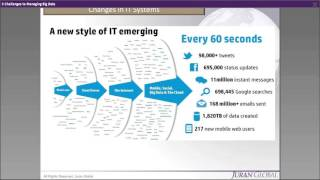 5 Challenges to Managing Big Data