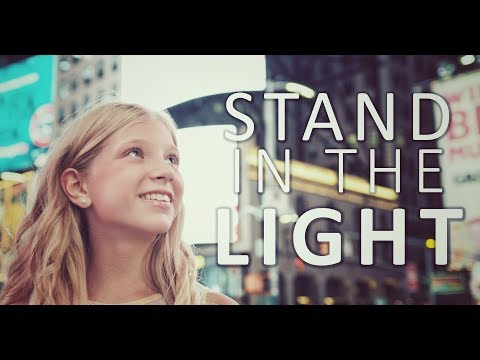 "The Voice- Jordan Smith-""Stand In The Light"" -Cover By Lyza Bull Of OVCC #LightTheWorld"
