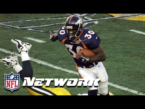 #3 Terrell Davis in Super Bowl XXXII | NFL NOW | Top 10 Super Bowl Performances