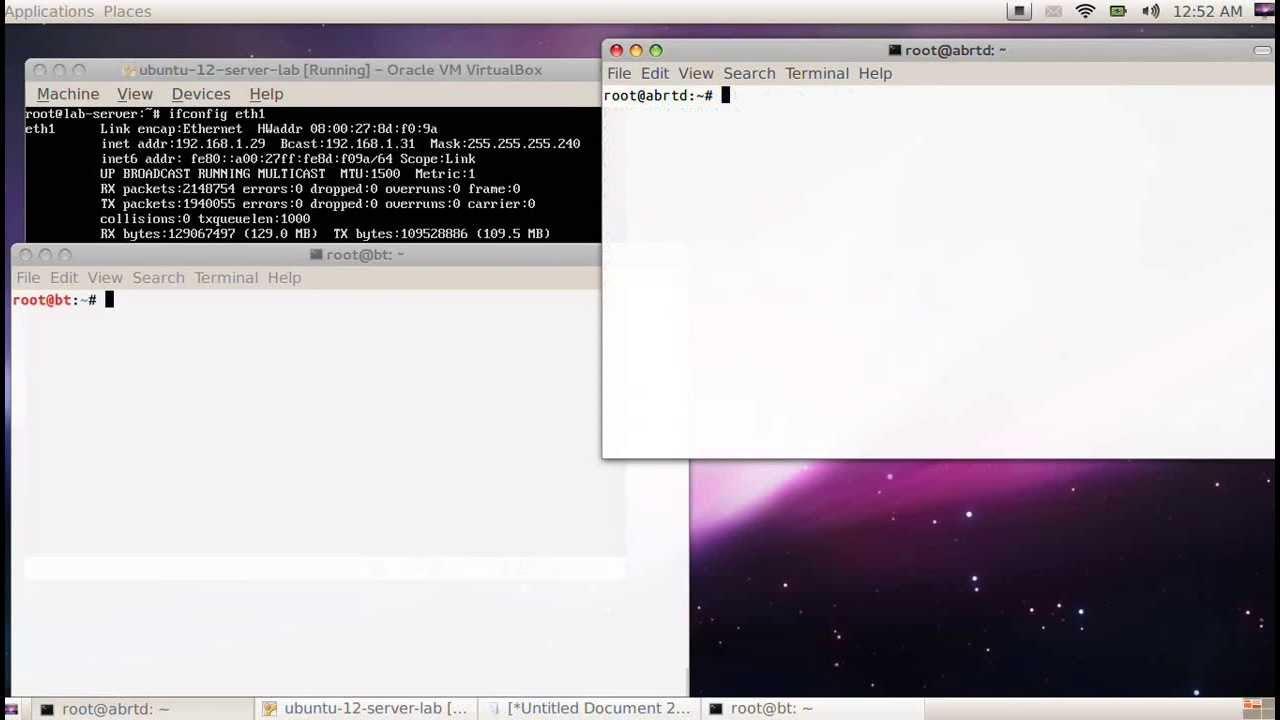 Samiux's Blog: HOWTO : T50 on Ubuntu Desktop 12 04 LTS