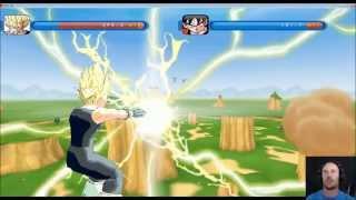 Dragon Ball Z - Free to play Battle Royale