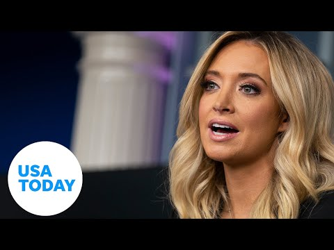White House press briefing with Kayleigh McEnany Friday   USA TODAY
