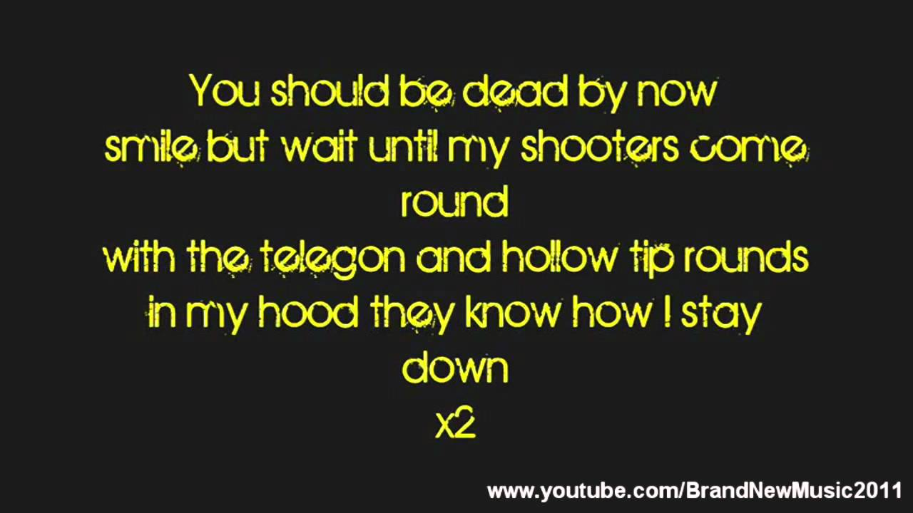 50 Cent – You Should Be Dead Lyrics | Genius Lyrics