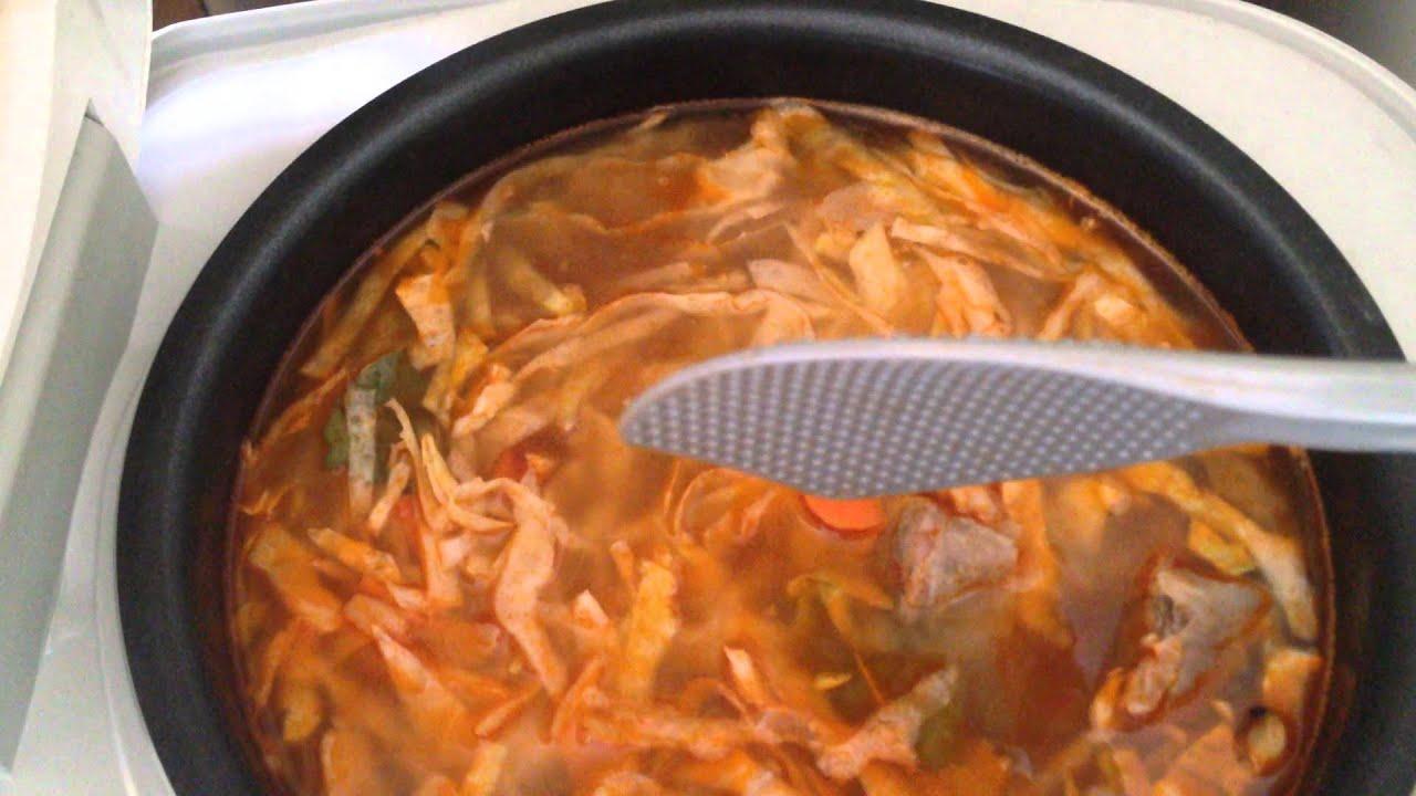 как варить суп из свежей капусты